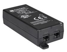 Power Over Ethernet (PoE) Single Port injector, #68-469