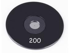 200µm Aperture Diameter, Mounted, Precision Pinhole, #56-284