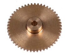 20.8mm Motorizable Iris Spur Gear, #34-518