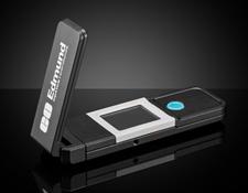 Silicon Based Touchscreen Portable Laser Power Meter, #34-514