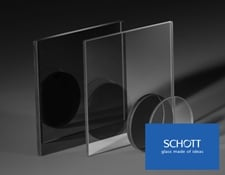 SCHOTT NG Grauglas-Neutraldichtefilter. Jetzt bei EO erhältlich!