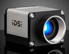 IDS Imaging uEye+ GigE Camera, SE Model (Front)