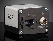 IDS Imaging uEye+ GigE Camera, SE Model (Back)