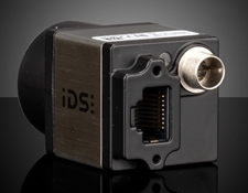 IDS Imaging uEye+ GigE Camera, CP Model (Back)