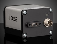 IDS Imaging uEye+ USB3 Camera, SE Model (Back)