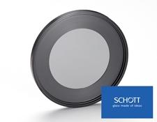 Polarization Filter Attachment for SCHOTT EasyLED Backlight