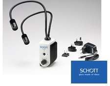 SCHOTT EasyLED Double Spotlight Plus
