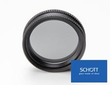 Polarization Filter for SCHOTT EasyLED Spot Lights