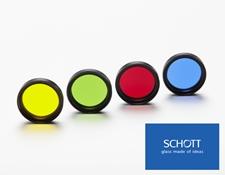 Filters for SCHOTT EasyLED Spot Lights (#15-936, #15-935, #15-933, #15-934)