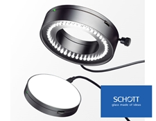 SCHOTT EasyLED Backlight & SCHOTT EasyLED Ringlight