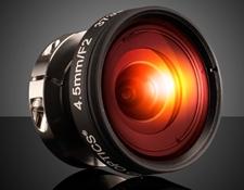 4.5mm Cr Series Fixed Focal Length Lens