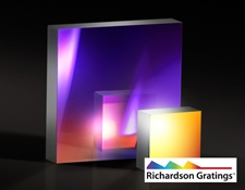 Richardson Gratings™ High Precision Reflective Holographic Diffraction Gratings