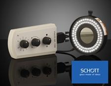 SCHOTT VisiLED UV Ringlights (#16-789) & Controller (#16-790), Sold Separately
